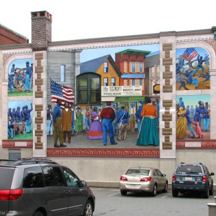 New Bedford and the 54th Regiment