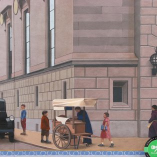 East Passyunk Street History (detail)