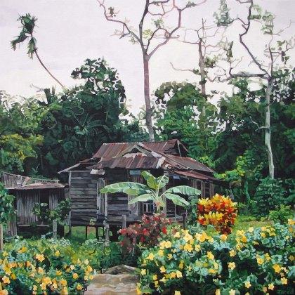 Malay Landscape
