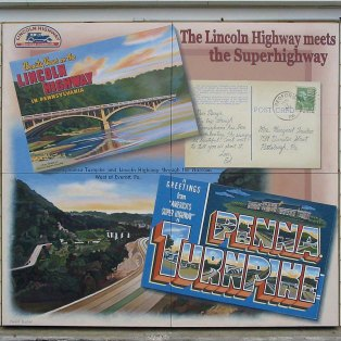 Lincoln Highway/ PA Turnpike