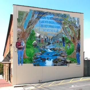 Untitled (Water Street mural)