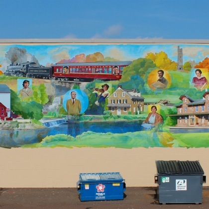 New Hope Mural